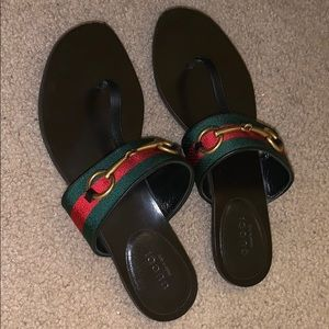 Women's Gucci sandals size 36.5 (US 5.5)